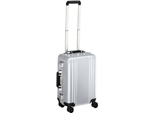 zero-halliburton-classic-polycarbonate-carry-on-4-rollen-kabinentrolley-55-cm-silver