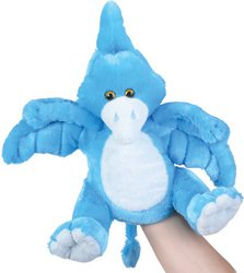"10"" Pteradactyl Hand Puppet With Sound - 1"
