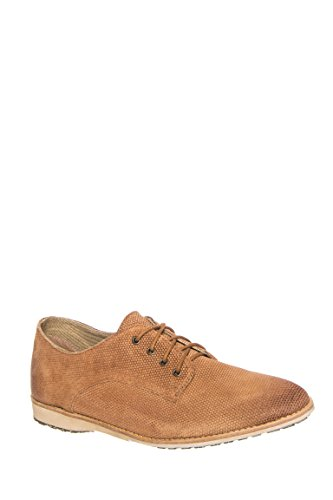 Men's Derbys Honeycomb Casual Oxford