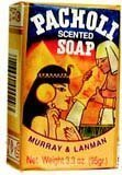 Patchouli Love Spell Soap