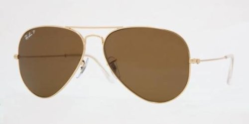 Ray-Ban Aviator Sunglasses RB3025-001-5758