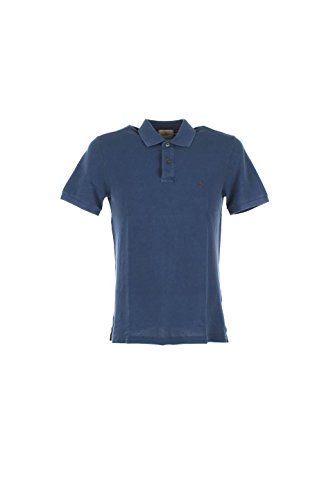 Polo Uomo Brooksfield 54 Blu 201a.a002 Primavera Estate 2016