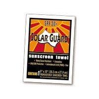 Solar Guard Sunscreentowels 100 Cs by ITW Dymon