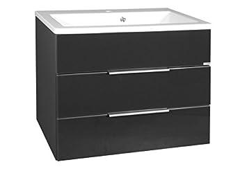 fackelmann waschtisch kara anthrazit db549. Black Bedroom Furniture Sets. Home Design Ideas