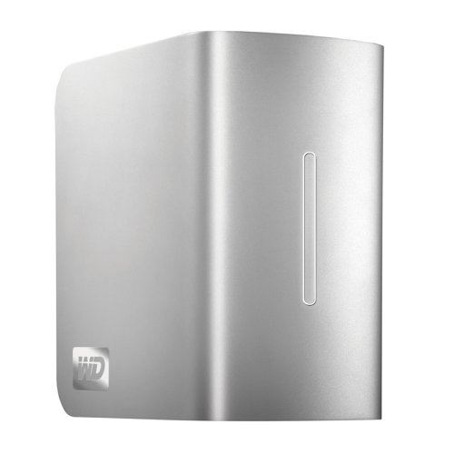 WD My Book Studio Edition II 6TB Two Bay External Desktop Hard Drive with RAID