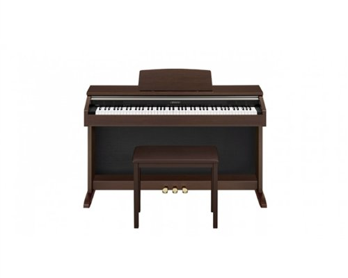 Casio AP250 Celviano 88-Key Digital Piano with Bench – Oak Brown