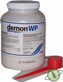 Demon WP Insecticide (1 lb) 10 Jars Bulk Price 55555410