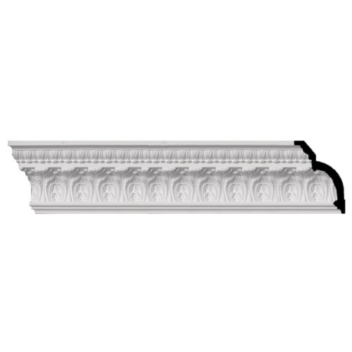 Ekena millwork mld07x05x09od 7 3 4 inch h x 5 1 2 inch p x for 9 inch crown molding