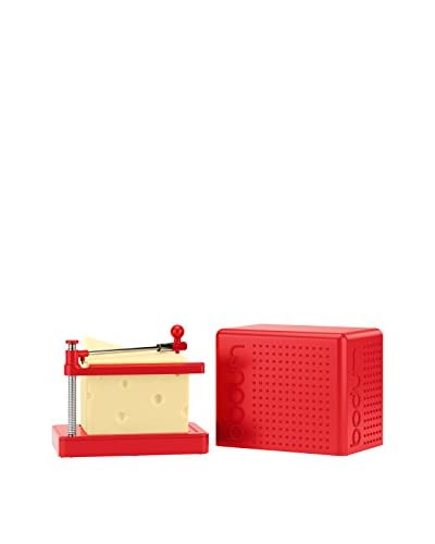 Bodum Bistro Red Cheese Slicer Box
