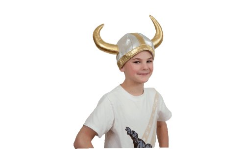 Essence Of Europe Gifts Boys' Costume Hat Cloth Viking Hat