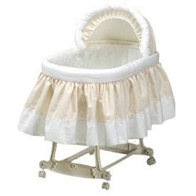 Bassinet Liners And Skirts