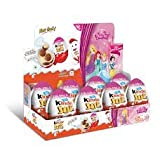 Kinder Joy Chocolate (FOR GIRLS) - 8 pack - SHIPS FROM USA