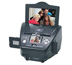 Cobra Digital Tri Image Scanner Display Large 2.4 Inch Lcd Free Software Scan Head Pass