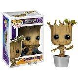 POP! Marvel: Dancing Groot Bobble Action Figure