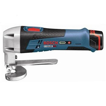 Bosch Ps70-2A 12-Volt Max Lithium-Ion Metal Shear With 2 Batteries, Charger And Case