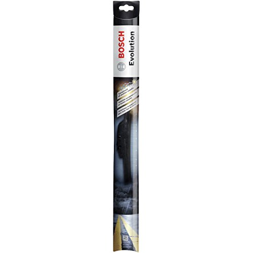 "Bosch 4822 Evolution All-Season Bracketless Wiper Blade - 22"" (Pack of 1)"