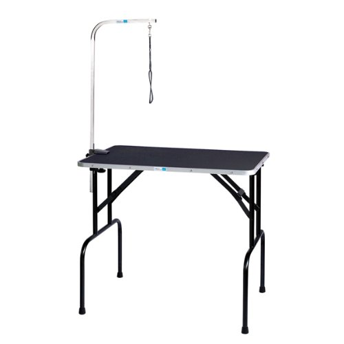 Master Equipment Grooming Table With Arm, 36 By 24 By 32-Inch front-576192
