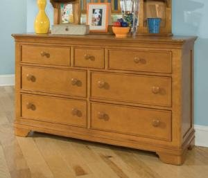 Cheap 481 Summer Breeze 7 Drawer Dresser by Legacy Classic Kids (B0021HJ31M)