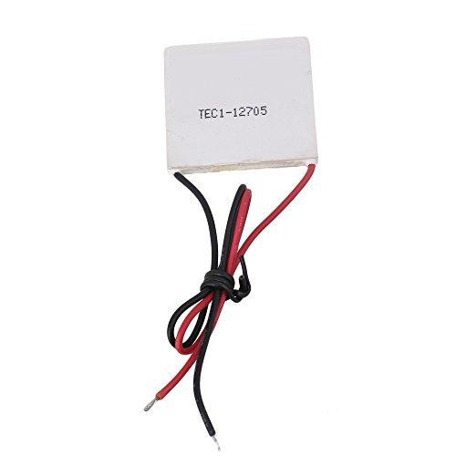 cnbtr-40-mm-x-40-mm-bianco-elettronico-tec1-12705-425-w-raffreddamento-termoelettrico-peltier-piastr