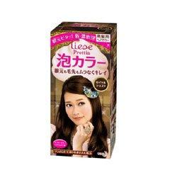 【花王】リーゼプリティア 泡カラー ダークトーン ロイヤルショコラ