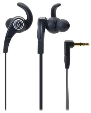 Audio Technica ATH-CKX7BK SONICFUEL IN-EAR HEADPHONE BLK ENHANCED DRIVERS FOR FULL AUDIO [parallel import goods]