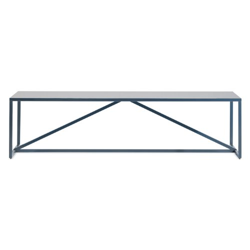 Blu Dot Strut Coffee Table, Navy