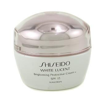 Shiseido White Lucent Brightening Protective Cream W Spf 15 Pa ++ 1.8 Oz / 50 Ml