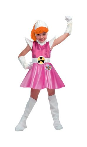 Atomic Betty Costume - Child Costume deluxe