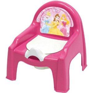 Sillita Orinal Infantil. Disney De Las Princesas. Wd6327 por ARDITEX - Bebe Hogar