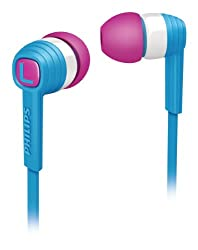 Philips CitiScape Indies Collection In-Ear Headphones SHE7050BL (Blue)