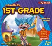 School Town 1st Grade Educational Computer Game