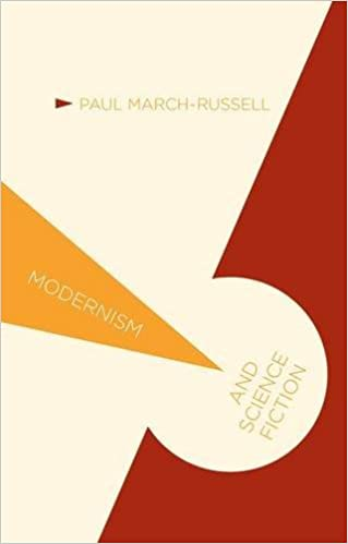 Modernism and SF cover