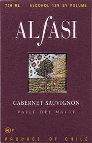 Alfasi Cabernet Sauvignon Kosher 2011 750Ml