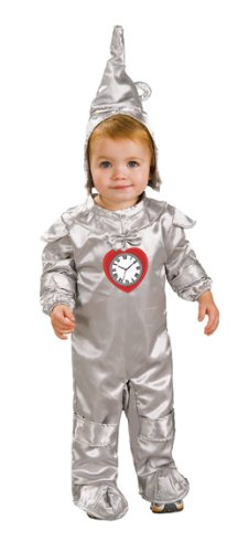 Wizard Of Oz Toddler Tinman Costume front-520114
