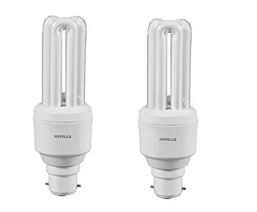 Retrofit Dwarf 14W CFL Bulb (Cool Day Light, Pack of 2)