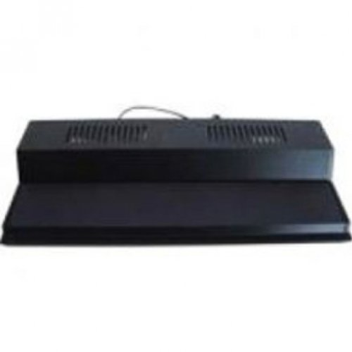 Incandescent Recessed Full Aquarium Hood 24 BlackB0006G5B0C