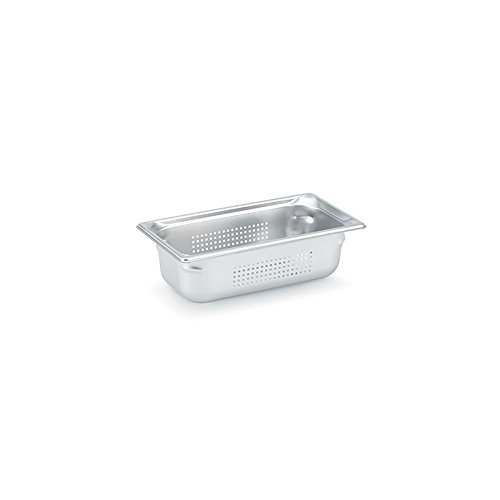 Vollrath 90313 SuperPan3 1/3-Size x 1-1/2