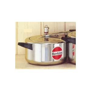Futura Hard Anodized Pressure Cookers 1.5 liter