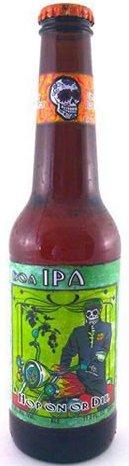 【メキシコビール】 デイオブザデッド IPA 330ml