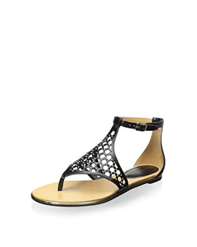 Enzo Angiolini Women's Sunrize Sandal  [Black]