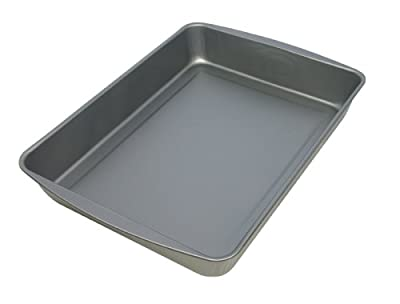 OvenStuff Non-Stick 17.2 Inch x 12.7 Inch x 2.7 Inch Large Roasting Pan