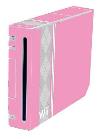 Wii Track Pink Skin