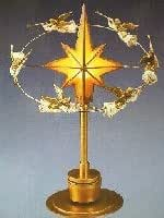 Floating Animated Angel Christmas Tree Top 2002