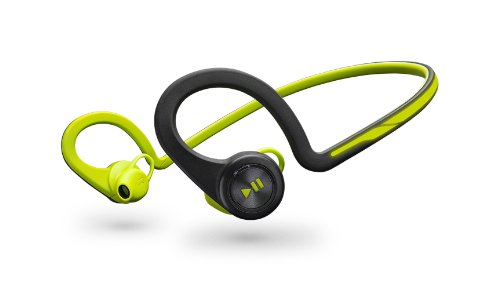 Plantronics BackBeat Fit Wireless Headphones - Retail Packaging - Green