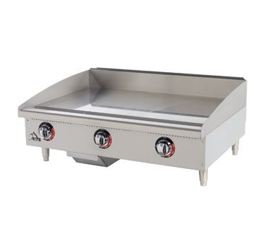 """Star 536Tgf 36"""" Throttling Thermostatic Control Electric Griddle 