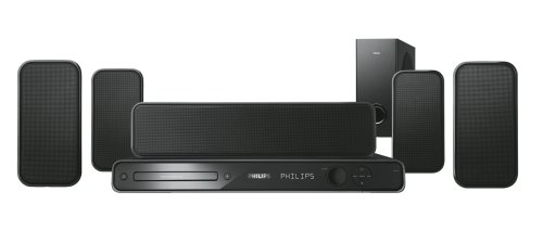 Philips HTS3565D/37 1000 Watt DVD 1080P HDMI