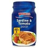 Princes Sardine and Tomato Paste 75g