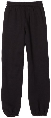 MJ Soffe Big Boys' Sweatpant, Black, X-Large