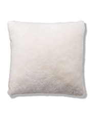 Large Faux Fur Cushion