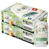 [2CS] サントリー 金麦 糖質70%オフ (350ml×24本)×2箱